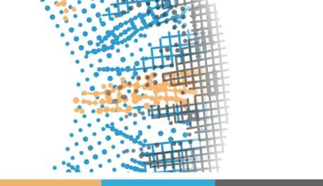 微醺藍花紋